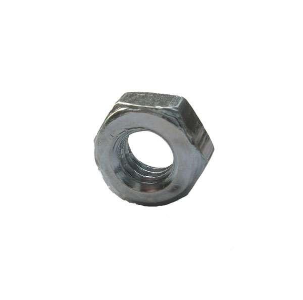 M3 DIN 439 04 verzinkte Sechskantmuttern Flache Form Muttern BM 3,0 20-500 St.