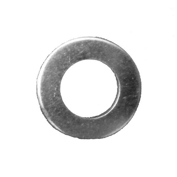 Unterlegscheiben 10,5 U-Scheiben 13mm Messing DIN 125